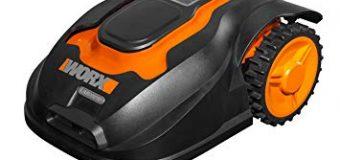 Robot Tagliaerba Worx WG757E: recensione e offerta Amazon
