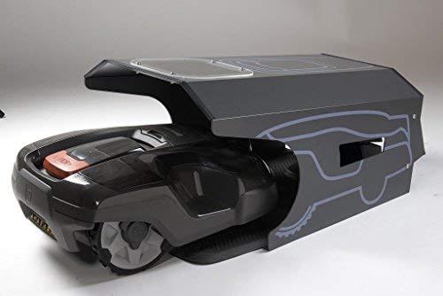 Garage robot tagliaerba Husqvarna