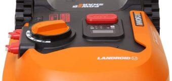 Recensione Robot Tagliaerba Worx Landroid WR902E (142E+ACS)