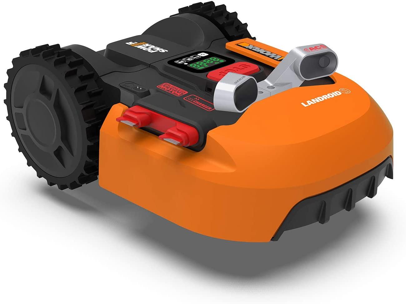 Recensione Robot Tagliaerba Worx Landroid WR901E (130E+ACS)