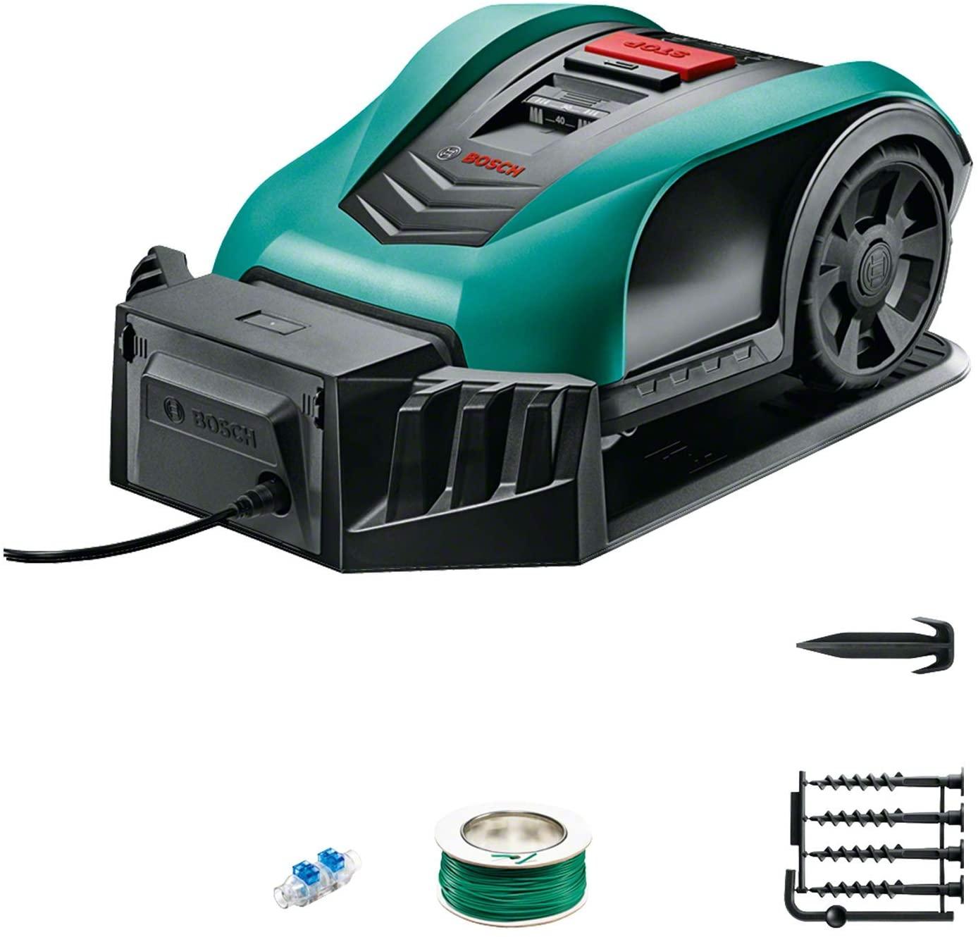 Recensione Robot Tagliaerba Bosch Indego S 350