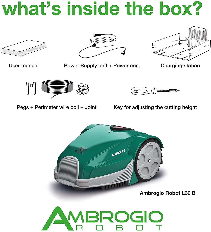 Ambrogio Robot L30 Basic